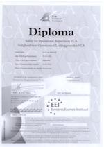 Veiligheid voor Operationeel Leidinggevenden VCA - Europees Examen Instituut